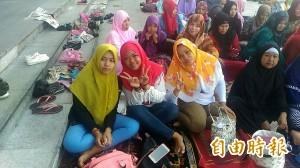 穆斯林開齋節 基隆與印尼同歡