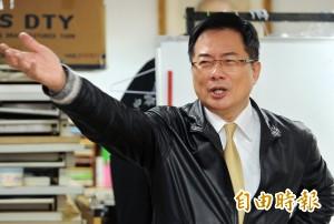 雄三誤射洩密   綠委:重點是查國防部、不是蔡正元