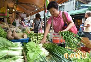 產區無損菜價竟飆漲15% 農委會:運輸業者休息