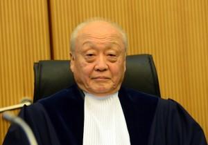 南海仲裁庭長是日本人 中國跳腳批「不可能公平」