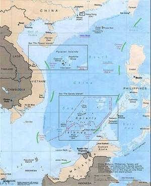 南海仲裁出爐 否決中國「九段線」主權