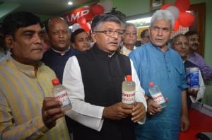 聖水外送! 印度推出瓶裝恆河水服務