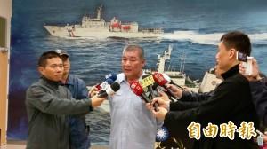 太平島經濟海域若有外船侵入 海巡署:通通驅離