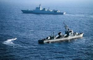 中國網友開賭盤 南海爆世界大戰賠率500
