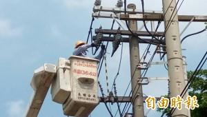 竊台電200萬度 警瓦解「黑夜」竊電集團