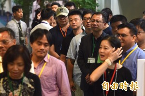 民進黨全代會臨時提案 華航正名為Taiwan Airlines