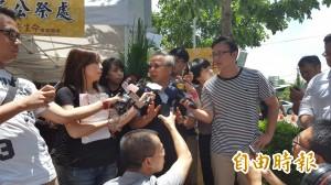火燒遊覽車26死 范植谷:不會逃避相關責任與補償