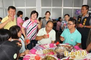 「農村風味料理創業班」洗禮 農婦大餐上桌