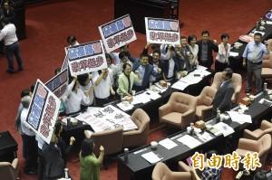 台灣指標民調 6成民眾肯定通過不當黨產條例