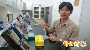 南一中林孟黌 國際生物奧林匹亞奪金、世界第4!