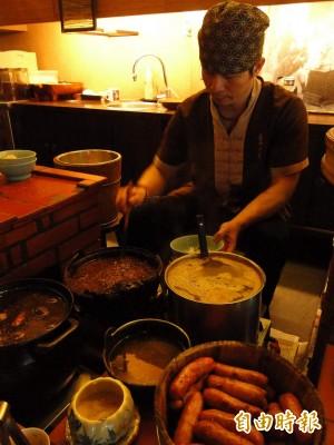 前員工爆台南度小月剩菜當員工餐 業者斥報復