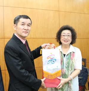 高雄「新南向教育訪問團」 將擴大與越南交流