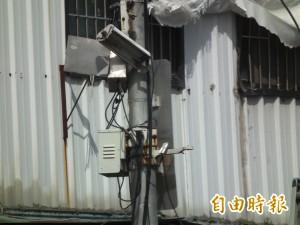 路口監視器損六成 台東民眾憂治安