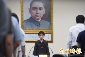 台東風災新聞被掩蓋 洪秀柱:因民進黨執政