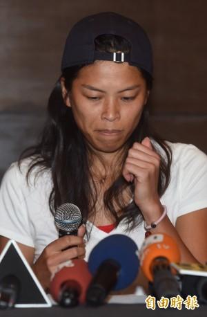 謝淑薇退體壇 政院請林鴻道處理溝通