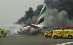 阿聯酋航空宣布 取消今桃機往返杜拜2班機