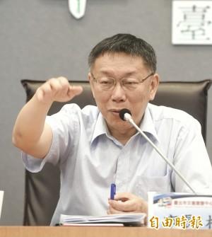 新加坡代表江春男酒駕 柯P:一定不對