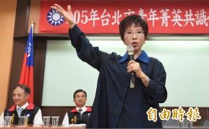 批國民黨為原民歷史加害者 王時齊建議「此刻閉上嘴」