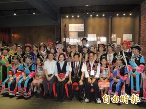 桃園推魅力金三角 小英:多元文化是台灣的觀光點
