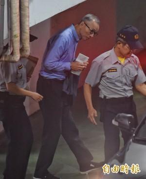 涉中信、國寶案 北院裁定朱國榮延押2個月