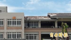 行政院核定1.47億 台東災校重建可啟動