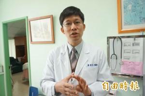 膀胱積1萬多cc的尿 老翁肚脹如懷雙胞胎