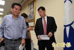 挑戰黨中央!國民黨代表連署 直選地方黨部主委