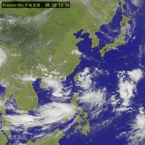 氣象局發布熱低壓特報 全台天氣不穩防大雨