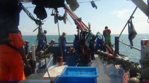台船違法雇用中國漁工 整船遭押回偵辦
