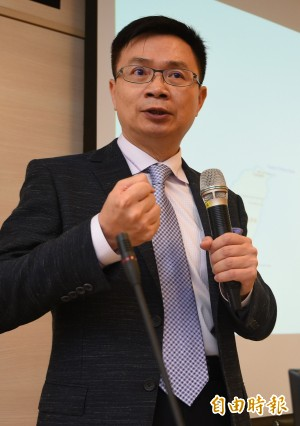 支持產業前進東協 黃志芳:不要小看台灣人