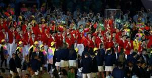 里約奧運賽程過半 中國代表團悲觀籠罩