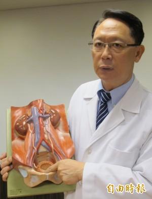 腎水腫膀胱如蜂窩 竟是膀胱結石惹的禍