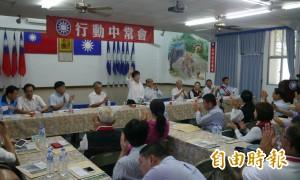 花蓮市長補選之戰 洪秀柱:指標性選舉