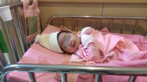 女嬰遭生母棄醫院   屏縣府協尋父母