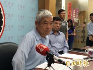 台鐵司機秋節擬合法休假 賀陳旦:傷害形象