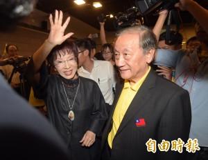新黨23週年黨慶 郁慕明:回到國民黨不是問題