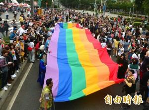 促處理同性婚姻合法 呂秋遠:對民進黨是加分