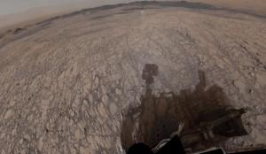 NASA公布火星影像 地貌如美西南部荒漠