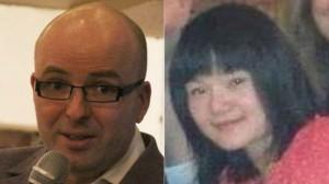 英男懷疑自己不是兒的爸 捅中國妻子76刀
