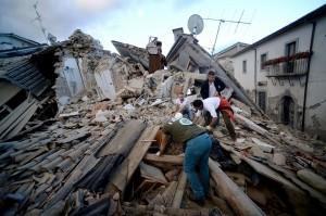 6.2強震襲義大利 小鎮半毀、至少6死