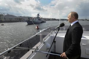 敘利亞行動後 俄羅斯接連海、陸軍演