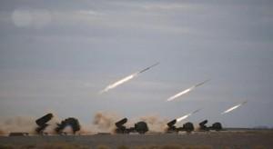解放軍跨海軍演 遠程火箭炮可射至新竹