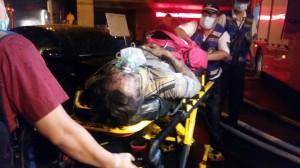 鳳山凌晨大火6名傷者 分送高長及高醫