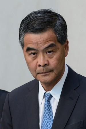 香港選舉倒數 親中港媒轟梁振英助長港獨