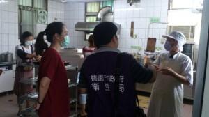 大溪某護理之家11人送醫 初判灌食器皿遭污染