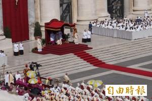 德蕾莎修女封聖儀式 除了大仁哥 還有他們參加