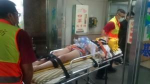 酒駕自撞電線桿 女子搶救一日仍不治