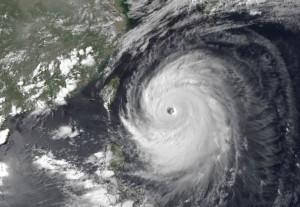 37年來颱風增多又變強 專家:襲台更劇烈