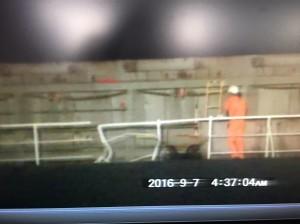 韓籍貨輪苗栗外海被撞 中國越界漁船肇事落跑