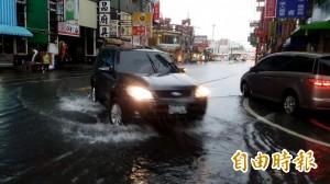降雨趨緩 南市府宣布解除災防中心開設